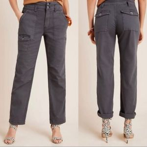 Daughters of the Liberation gray pants siz…